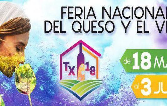 Feria Nacional del Queso y el Vino Tequisquiapan 2018