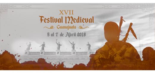 Festival Medieval Guanajuato 2018