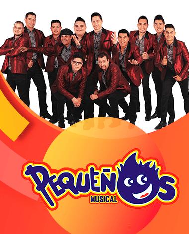 Banda Pequeños Musical en la Fiesta de la Ke Buena 2018