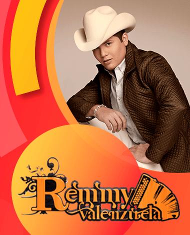 Remmy Valenzuela en la Fiesta de la Radio Ke Buena 2018