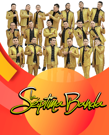 La Septima Banda en la Fiesta de la Ke Buena 2018