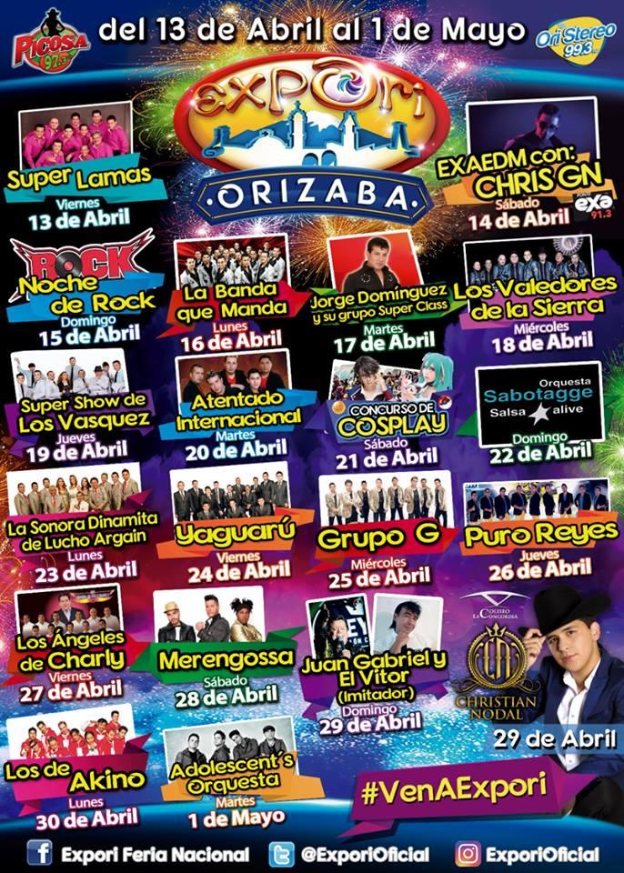 Teatro del Pueblo Feria Expori 2018