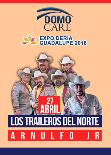 Los Traileros del Norte en el Domo Care 2018