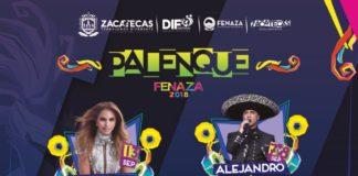 Elenco del Palenque FENAZA 2018