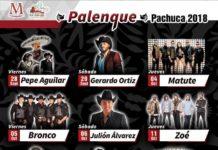 Palenque Feria Pachuca 2018