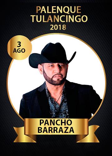 Pancho Barraza en el Palenque Feria Tulancingo 2018