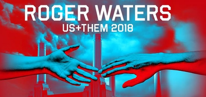 Roger Waters Tour Us+Them 2018