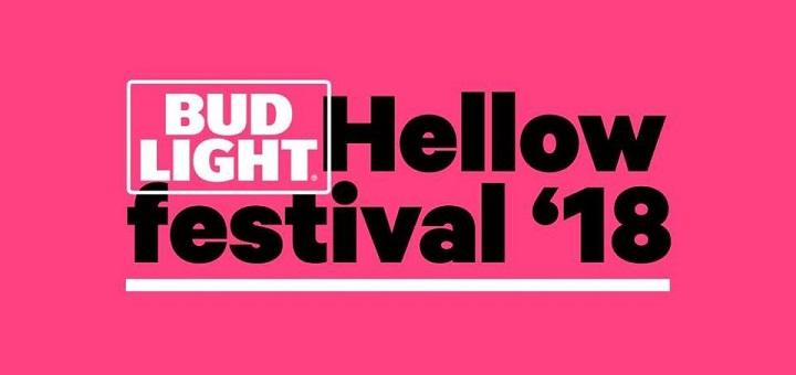 Bud Light Hellow Festival 2018