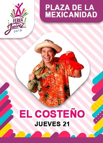 El Costeño en la Feria Juarez 2018