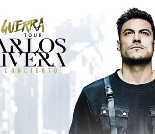 Carlos Rivera Guerra Tour 2019