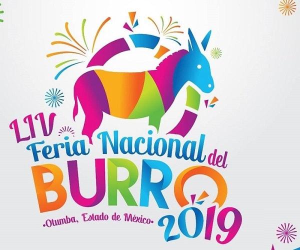 LIV Feria Nacional del Burro Otumba 2019