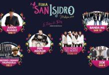 Palenque Feria San Isidro Metepec 2019
