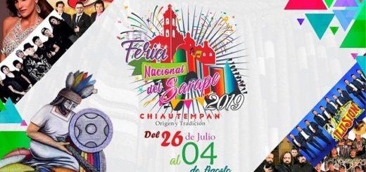 Feria de Chiautempan 2019