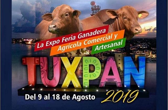 Expo Feria Tuxpan 2019