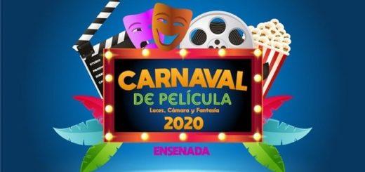 Carnaval de película Ensenada 2020