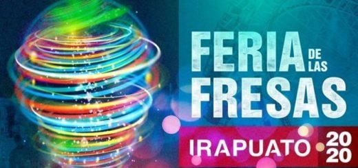 Gran Feria de las Fresas Irapuato 2020