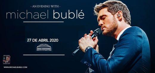 Michael Buble en la Arena Monterrey 2020